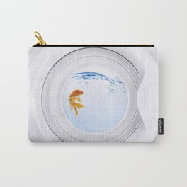 (Very) Clean Goldfish Carry-All Pouch