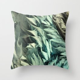 Caca Throw Pillow