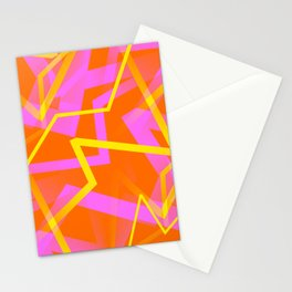 Calypso - Abstract Stationery Cards