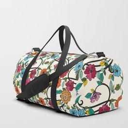 Fleurs Duffle Bag