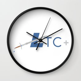 LTC PLUS Wall Clock
