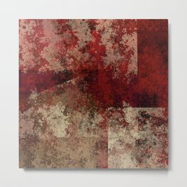 A Passionate Touch Metal Print