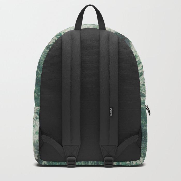 Wave Swirl Backpack