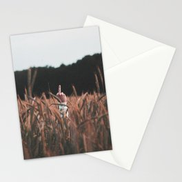 Fuck Off - Middle Finger  Stationery Cards