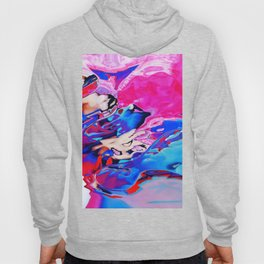 Vibrant color attack Hoody