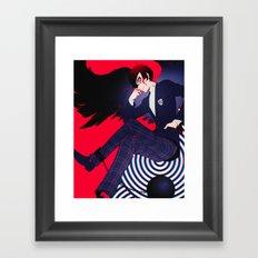 The Show's Over Framed Art Print