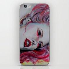 Pink Jolie iPhone & iPod Skin