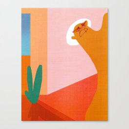 Send Nudes? Canvas Print
