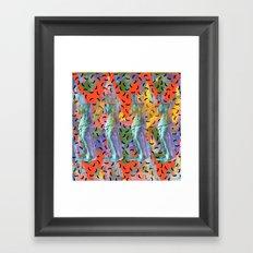 Dakei Framed Art Print