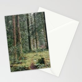 Forest Floors Stationery Cards