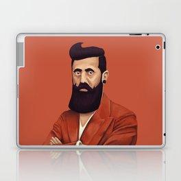 The Israeli Hipster leaders - Binyamin Ze'ev Herzl Laptop & iPad Skin