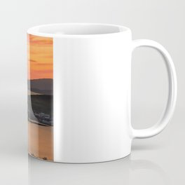 Sunset Over Kerrera Isle Coffee Mug