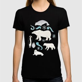 Artic Winter Wonderland T-shirt