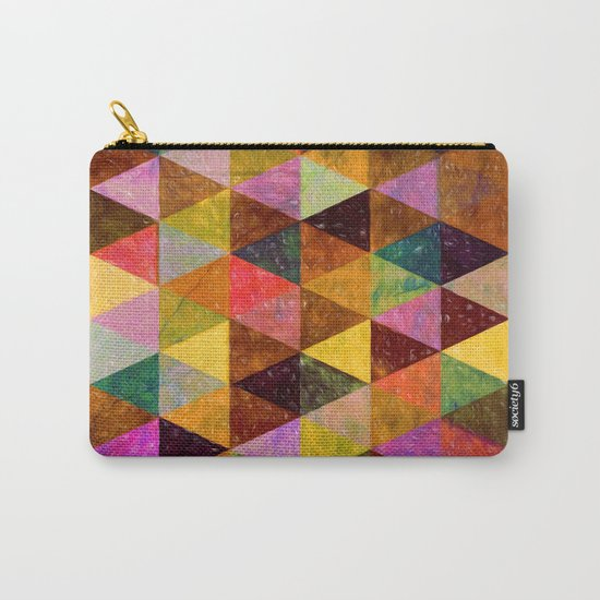 Abstract #370 Carry-All Pouch