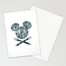 The Mouse Stationery Cards