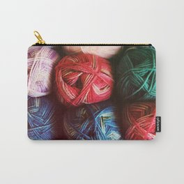 Balls of Yarn Carry-All Pouch