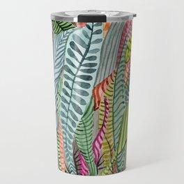 Sea Plants Travel Mug