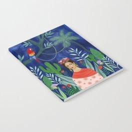 Frida Notebook