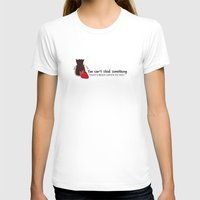 ouat T-shirts featuring Outlaw Queen Quote (OUAT) by CLM Design