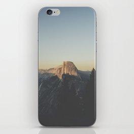Half Dome VI iPhone Skin