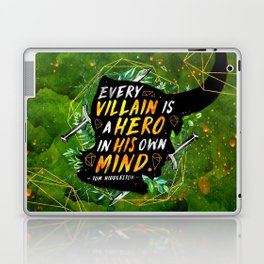 Every villain Laptop & iPad Skin