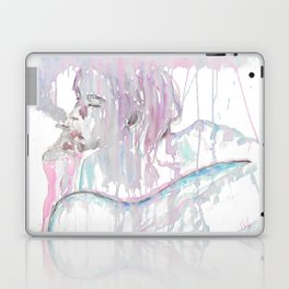 Cobain Drip Portrait Laptop & iPad Skin