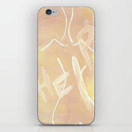 help iPhone Skin
