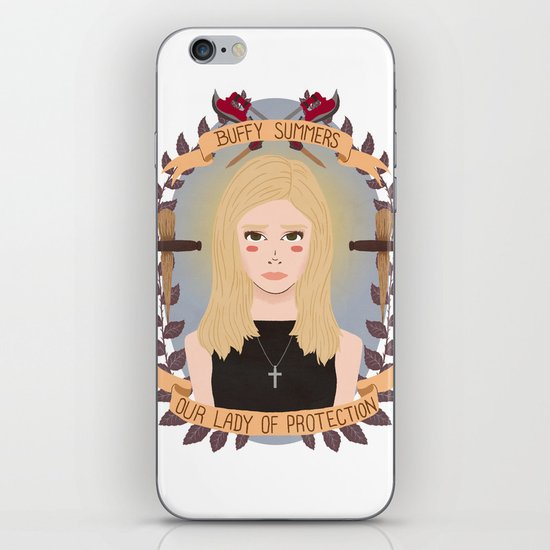 Buffy Summers iPhone & iPod Skin