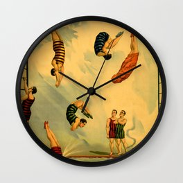 Snows Consolidated Wall Clock
