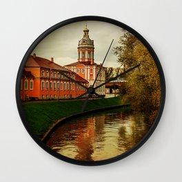 Alexander Nevsky Lavra Wall Clock