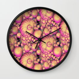 Digital Cornucopia Wall Clock