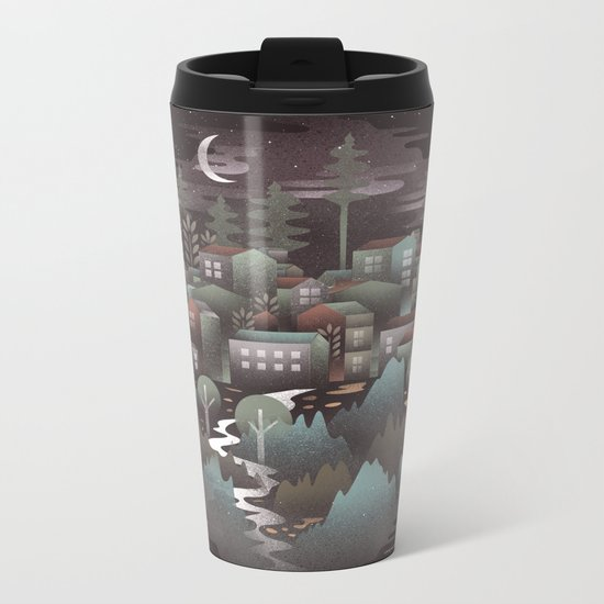 The North Metal Travel Mug