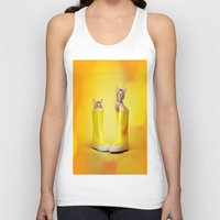 kittens Tank Tops featuring KITTENS by I Love Decor