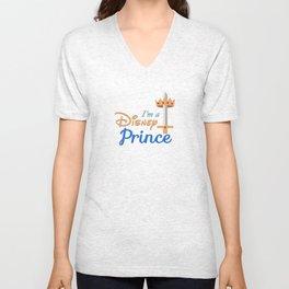 I'm  a Prince Unisex V-Neck