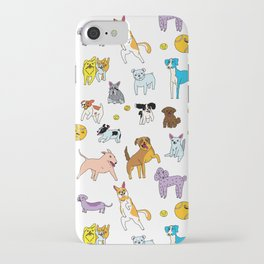 Dog Heaven iPhone Case
