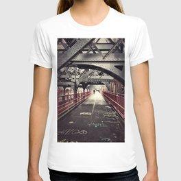 New York City Williamsburg Bridge T-shirt