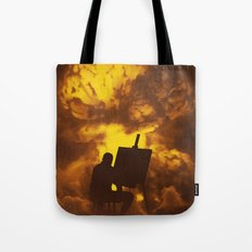 Disasterpiece Tote Bag