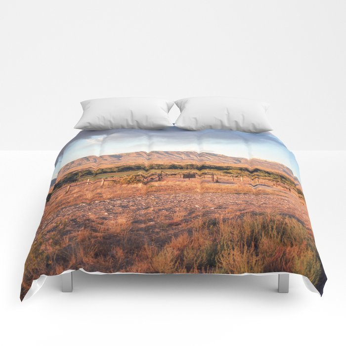 Wyoming Witching Hour Comforters