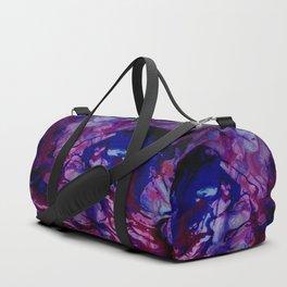 Fluid Abstract 15 Duffle Bag