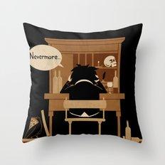 The Hangover Throw Pillow