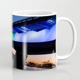Light the bridge. Coffee Mug