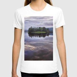 Lake of Two Rivers T-shirt