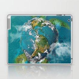 Earth Turtle Laptop & iPad Skin