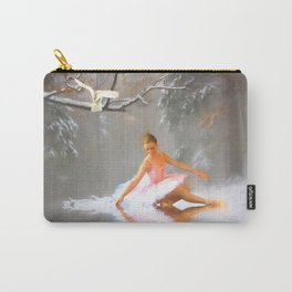 Winter dancer Carry-All Pouch