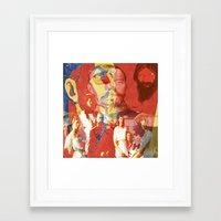 destiny Framed Art Prints featuring  Destiny by Ganech joe
