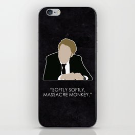 Being Human - Nick Cutler iPhone Skin