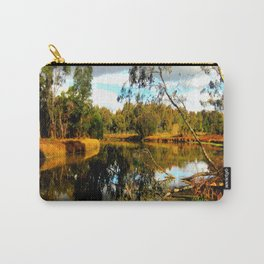 Reflective Light Carry-All Pouch