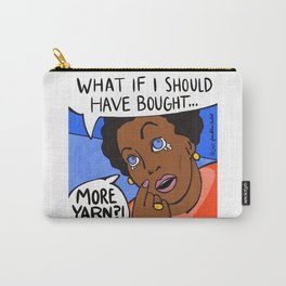 Even More Yarn Carry-All Pouch