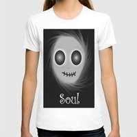 soul T-shirts featuring Soul by LCMedia