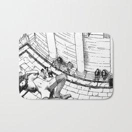 asc 766 - Le corps étranger (Sightseeing) Bath Mat